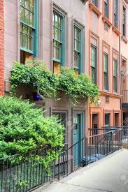 new york brownstone houses old townhouses in lenox hill upper