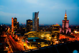 the warsaw city photos and hotels kudoybook