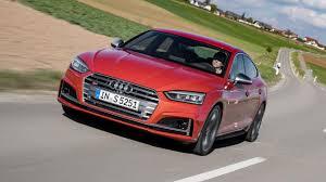 Audi S5 Sportback Review 349bhp Four Door Coupe Driven Top Gear