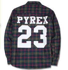 pyrex clothing pyrex 23 flannel shirt 2013 brand new california shirt style pyrex
