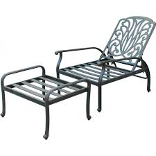 Cast Aluminum Patio Furniture Clearance by Darlee Elisabeth 9 Piece Cast Aluminum Patio Conversation Set