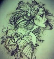 tattoo sketch new fantasy tattoomagz