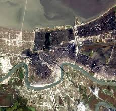New Orleans Flood Zone Map by Earth From Afar