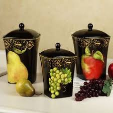 colorful kitchen canisters sets poppies kitchen canister set home decor kitchen