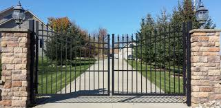 wrought iron fence aluminum fence steel fence