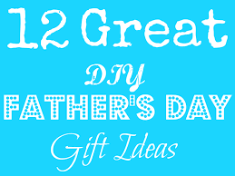 12 great diy father u0027s day gift ideas skinny ms mom pinterest