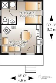 recreational cabins recreational cabin floor plans w1901 low budget 3 season cabin plan 320 sq ft ideal for 2 6