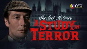 a study in terror 1965 trailer youtube