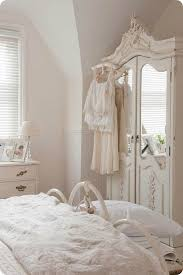 Shabby Chic White Bed Frame by Shabby Chic Bed Shabby Chic Bedroom With Metal Bed And Corner