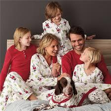 family matching pyjamas set kid