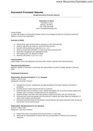 Clerical Resumes Sample Resume For Clerical Position Example Resume Pdf Resume