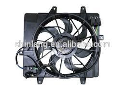 chrysler pt cruiser radiator fan radiator fan for chrysler pt cruiser w o turbo 06 10 oem