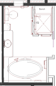 Master Bathroom And Closet Floor Plans Master Bedroom Floor Plans - Master bathroom design plans
