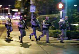 las vegas shooting audio and partial transcript of police