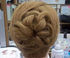 flower hair bun 35 sensational bun hairstyles slodive