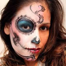 15 to die for sugar skull makeup looks that win halloween more com