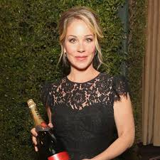 christina applegate hairstyles christina applegate wears a twisted updo to the late late show glamour
