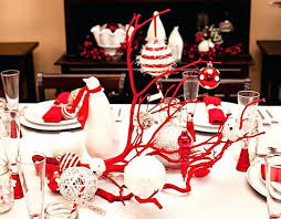 christmas party table centerpieces decoration table christmas littlelakebaseball