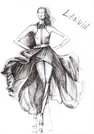 24 best fashion sketches images on pinterest fashion
