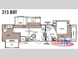 Forest River 5th Wheel Floor Plans 2018 Forest River Sandpiper 378fb Floor Plan Sandpiper Rv Floor