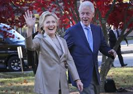hillary and bill clinton to attend trump u0027s inauguration chicago