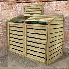 wooden bin forest garden wooden bin store reviews wayfair co uk