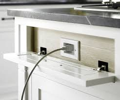 kitchen island outlet best 25 kitchen outlets ideas on electrical outlets