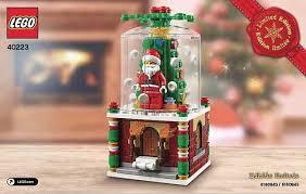 lego seasonal 2016 ornament 40223 revealed the brick