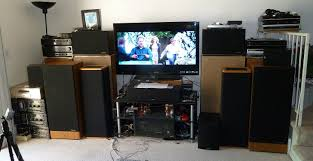 sorting polk speakers need some push on what stays goes