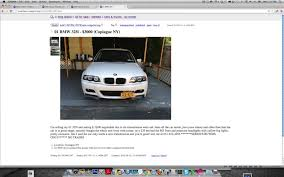 Great Car Deals by Buying A Used Car On Craigslist How To Spot A Flipper Or Scammer