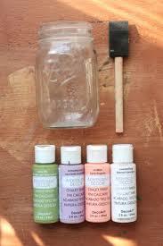 Folk Art Home Decor Chalk Paint Best 25 Ball Jars Ideas On Pinterest Ball Mason Jars Painted