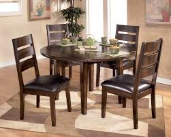 Black Leather Chairs And Dining Table Small Square Dining Table Futuristic Tempered Glass Curved Base