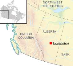 Map Alberta Canada by Edmonton U0027s Urban Forest Management Plan Natural Resources Canada