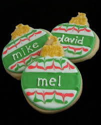 personalized christmas ornament cookies a how to bake at 350