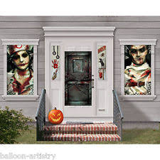 halloween scene setters ebay