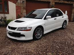 mitsubishi sports car white evo 9 gt 2006 white 37k miles mitsubishi lancer register forum