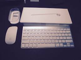 Mouse Dan Keyboard Apple Unboxing Apple Magic Mouse And Apple 1st Wireless Keyboard In