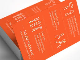 22 handyman business card designs for your inspiration