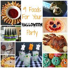 9 foods for your halloween party u2013 edible crafts