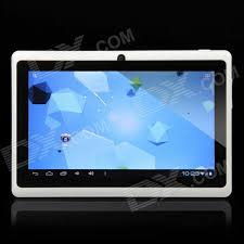 android tablet pc c0708 7 0 capacitive touch screen android 4 0 tablet pc with tf
