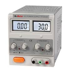 dr meter variable linear bench single output dc power supply 30v