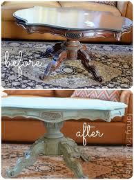 chalk paint coffee table annie sloan chalk paint coffee table makeover