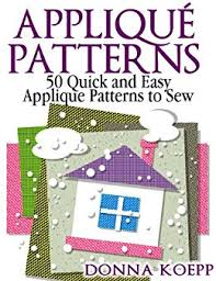 applique patterns kindle edition by donna koepp crafts hobbies