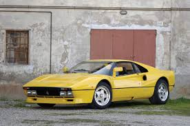 ferrari yellow the