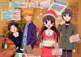christmas fruit baskets fruits basket takaya natsuki image 837 zerochan anime image