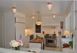 kitchens with islands images furniture lofted ceilings in cozy contemporary kitchen design