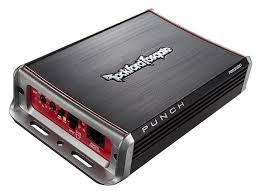 amazon com rockford fosgate pbr300x2 punch 300 watt 2 channel
