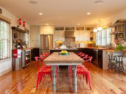 Kitchen Open To Dining Room Dining Room Kitchen And Dining Room Ideas Design Small Open