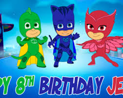 sing movie birthday banner