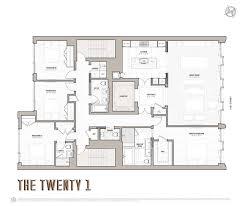 the twenty 1 floor plans u0026 models